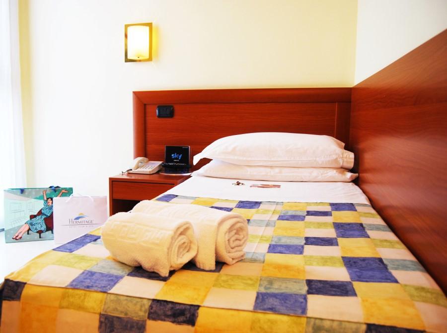 Camera Singola - Hotel Hermitage Silvi